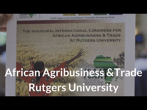 Why You Should Attend The African Agribusiness & Trade Conference | I Am The Diaspora