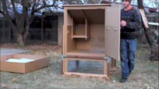Build A Backyard Chicken Coop, Stress-free