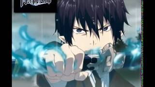 Repeat youtube video Blue Exorcist Opening 2 Full