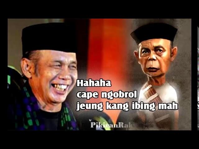 hahaha     cape ngobrol jeung kang Ibing mah    part2