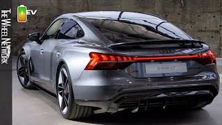 Audi e-tron GT Reveal
