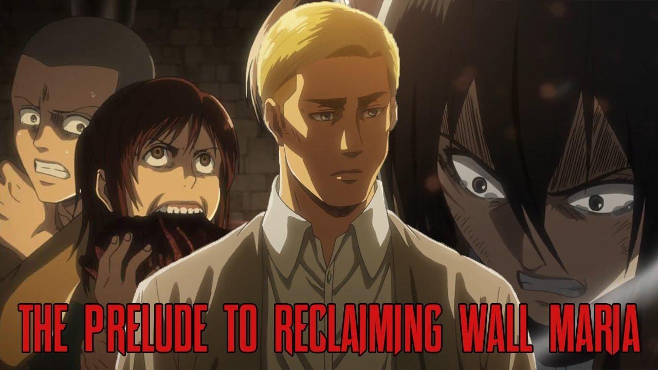 Attack on Titan Season 3 Episode 12 Review The Prelude to ...