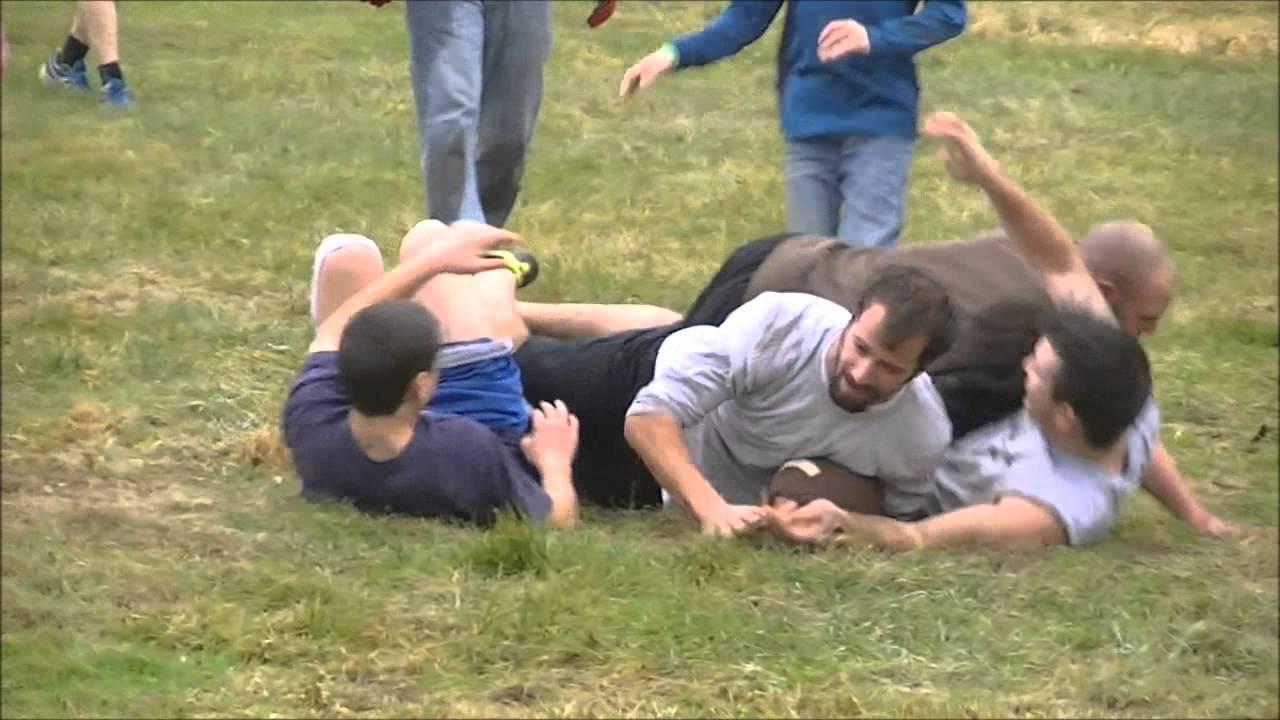 backyard football tackles 1 of 2 youtube