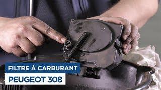 Changer le Filtre à Carburant sur Peugeot 308