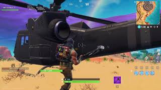 *NEW* Fortnite SECRET SPY Helicopter FOUND! (Fortnite Highlights)