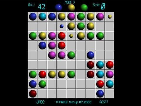 Игра Зума Шарики 98 онлайн - YouTube