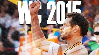 TOP 30 World Cup 2015 PLAYS #1 • Beach Volleyball World