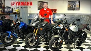 Which Yamaha Triple Is Right For You?