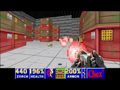 Chex Fortress 2