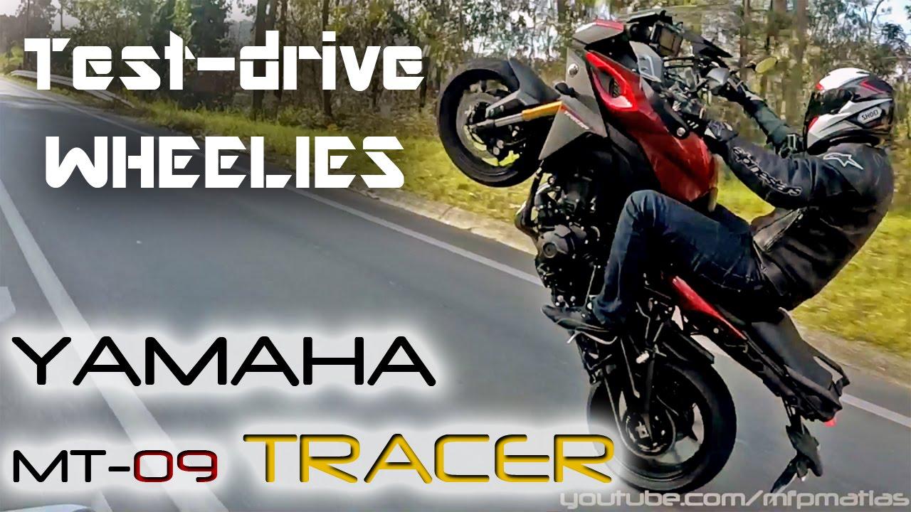2017 Yamaha FZ 25 Review Tamil | Wheeling Drive - YouTube