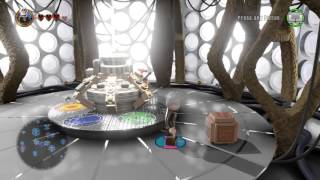 Repeat youtube video Doctor Who - Every Doctor and TARDIS Interior - LEGO Dimensions