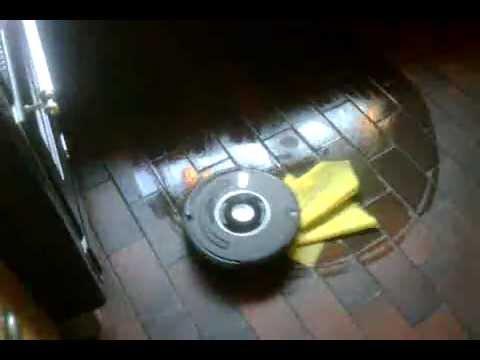 Roomba Dweil Mop Mopping Hard Floor Wet Washing Scooba
