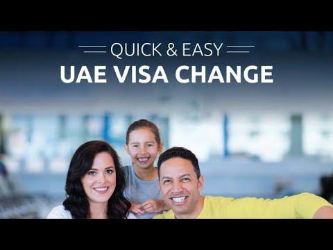 UAE Visa Changing Policey | New | 2018 | English | UAE Labour Law