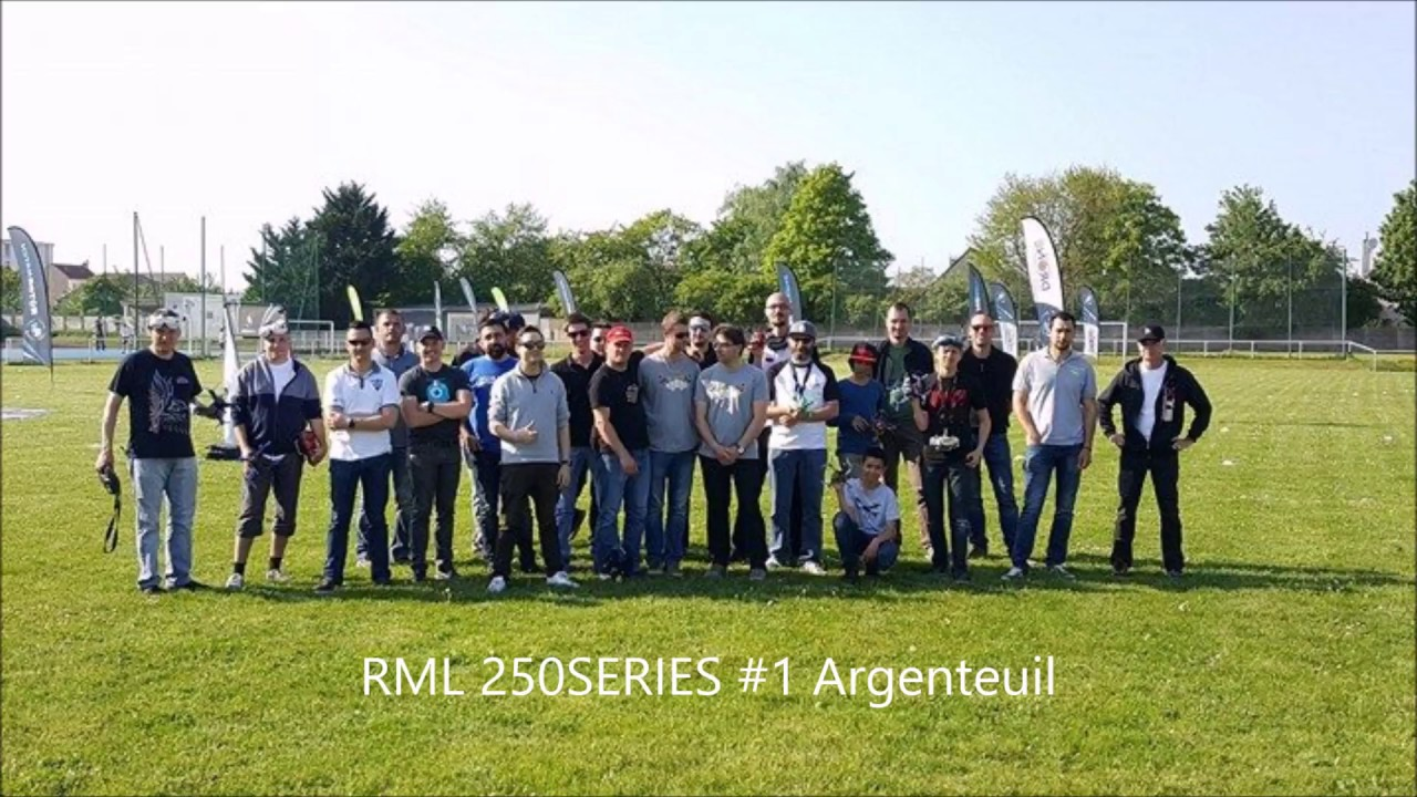 Fly Argenteuil Rotormatch En
