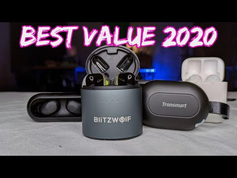 The Best Bluetooth Headphones Under $40 In 2020!