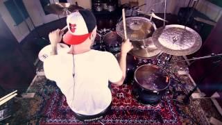 """Matt Halpern - Periphery - """"Psychosphere"""" Drum Playthrough"""