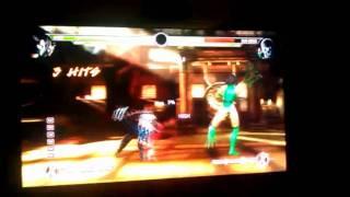 Mortal Kombat 9 MK9 xray cross / swap players Funny Glitches Enjoy Clips Doshaa