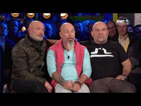 Vincent Moscato, Frank Leboeuf et Vincent Lagaf' invités de Top Gear France Saison 3