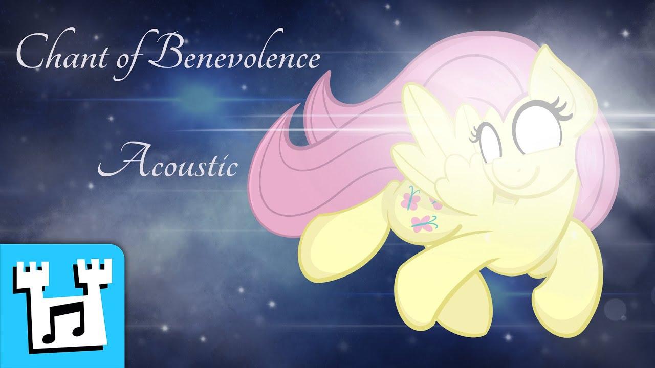 Chant of Benevolence od 4everfreebrony w wersji akustycznej!