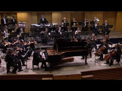Sergey Rachmaninoff  3rd piano concerto, soloist Stanislav Khristenko