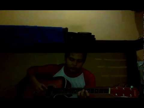JUST GIVE ME A REASON (bisaya version) GUITAR COVER Travel Video