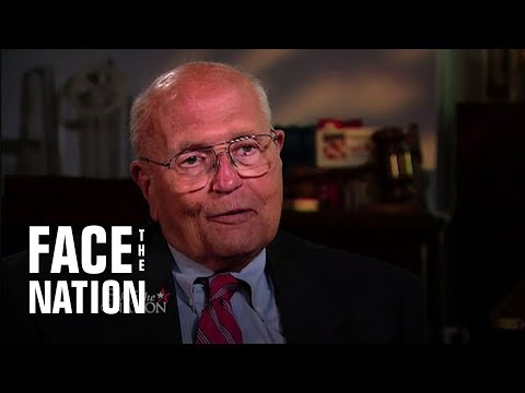"John Dingell's 2013 interview with ""Face the Nation"""