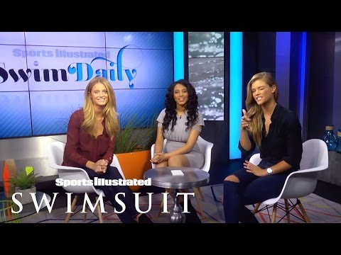 Nina Agdal, Kate Bock & Ariel Meredith Talk Love, Modelling & More | Sports Illustrated Swimsuit