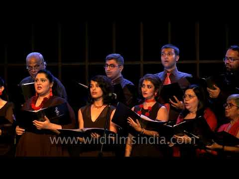 'O Magnum Mysterium Christmas Carol' by The Capital City Minstrels
