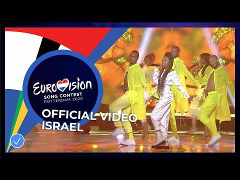 Eden Alene - Feker Libi - Israel 🇮🇱 - Official Video - Eurovision 2020