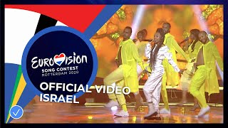 Eden Alene - Feker Libi - Israel 🇮🇱 - Official Video - Eurovision 2020