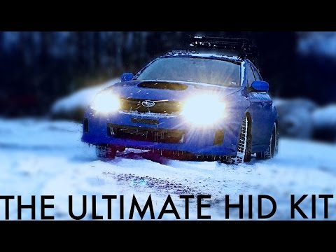 The ULTIMATE HID Conversion Kit! | Diode Dynamics