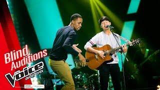 แดนนี่&ไปป์ - ห่อหมกฮวกไปฝากป้า - Blind Auditions - The Voice 2018 - 19 Nov 2018