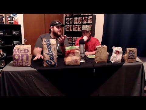 Freak Net Studibros Food Challenge - Burger Rankin'