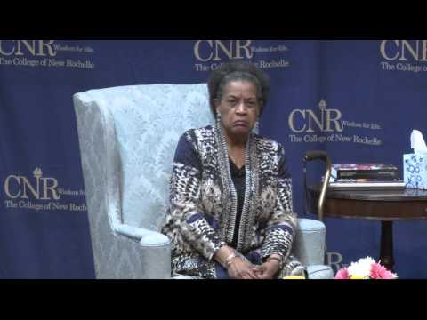 Myrlie Evers-Williams CNR interview with Sunny Hostin