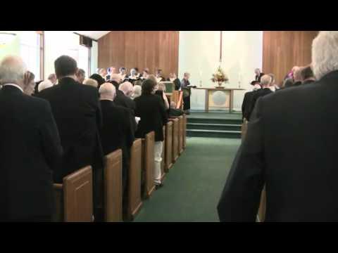 Carolyn King Memorial Service (Part 1)