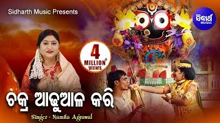 Chakra Adhuala Kari ଚକ୍ର ଆଢୁଆଳ କରି   Heart Touching Jagannath Bhajan   Namita Agrawal