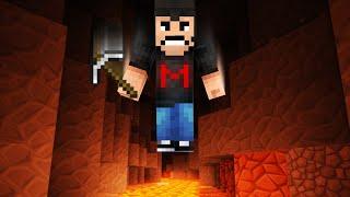 DIGGING STRAIGHT DOWN... | Minecraft - Part 3