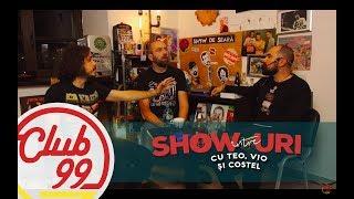Podcast #217 | Bohemian Rapsody și dușul asistat | Între showuri cu Teo Vio și Costel