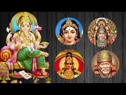 Best Tamil Devotional Songs of All Time (All Gods) - தமிழ் பக்தி பாடல்கள்