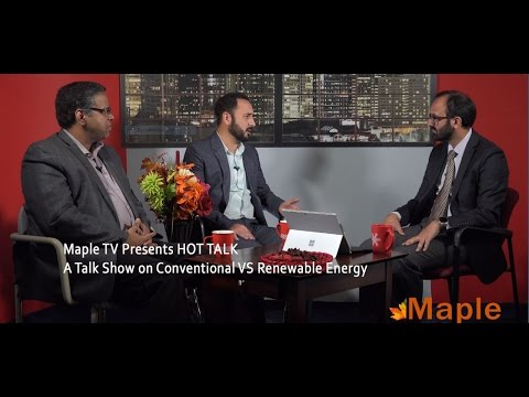 Expert Talk: Conventional VS Renewable Energy Part 1