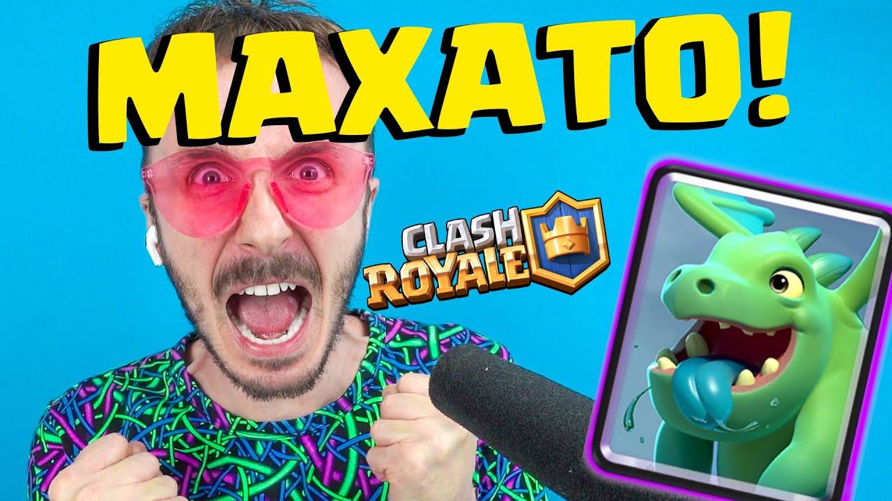 PARTITE EPICHE COL CUCCIOLO MAXATO! - Clash Royale