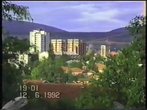 Bihać juni 1992 - početak rata