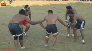 JAGATPUR JATTAN (Hoshiarpur) | KABADDI CUP-16  |JALANDHAR vs ROYAL KING USA| SF 1|FULL HD| Part 6th