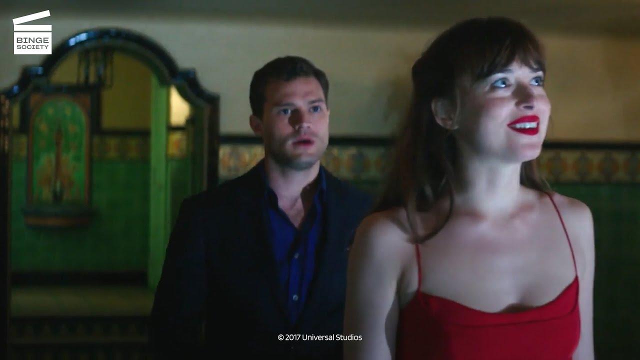 Best sexy scene of | fifty shades darker #romantic scene
