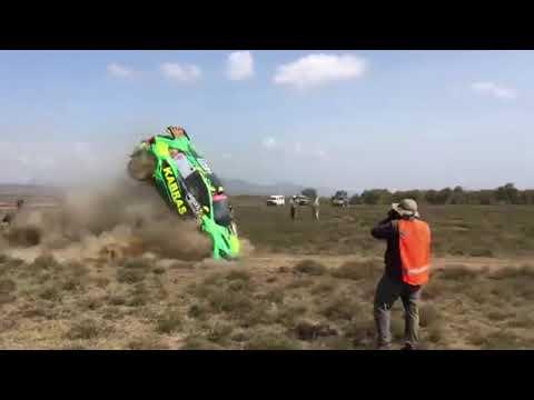 Tejveer Rai out of WRC Safari Rally after crashing in Kedong