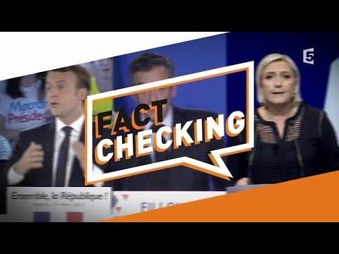 Le Fact Checking - C à Vous - 10/11/2017