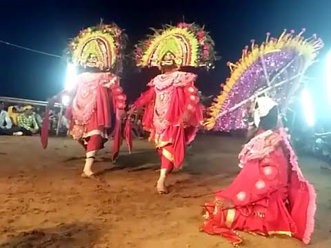 Purulia chhou dance শামাপদ...
