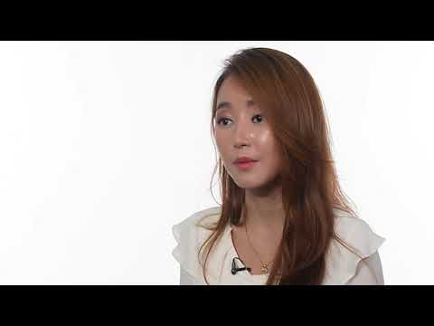 Yeonmi Park talks about defecting from North Korea