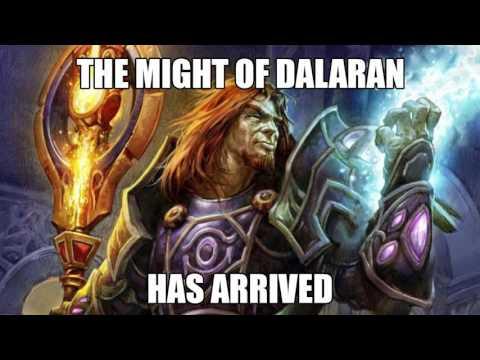 how to get dalaran hearthstone