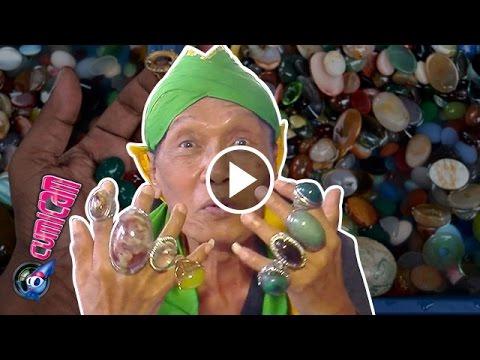 Koleksi Batu Akik Tessi Bikin Ngiler - Cumicam 20 November 2016